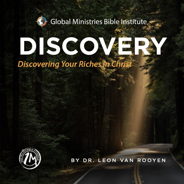 Discovering your riches through christ