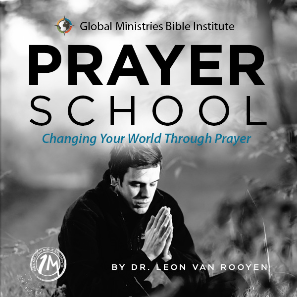 Changing your world through prayer