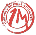 One Million Bible Students Logo